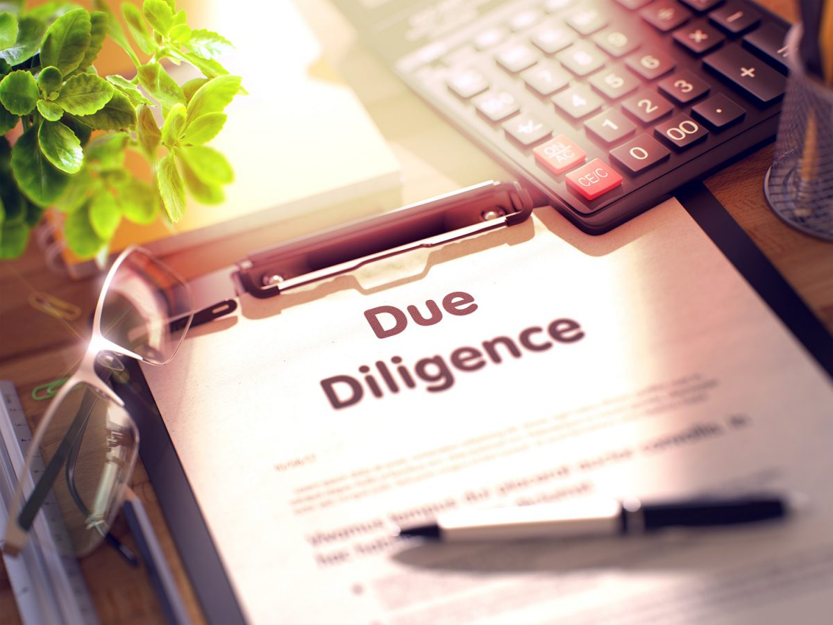 P2B crisis: How to start due diligence