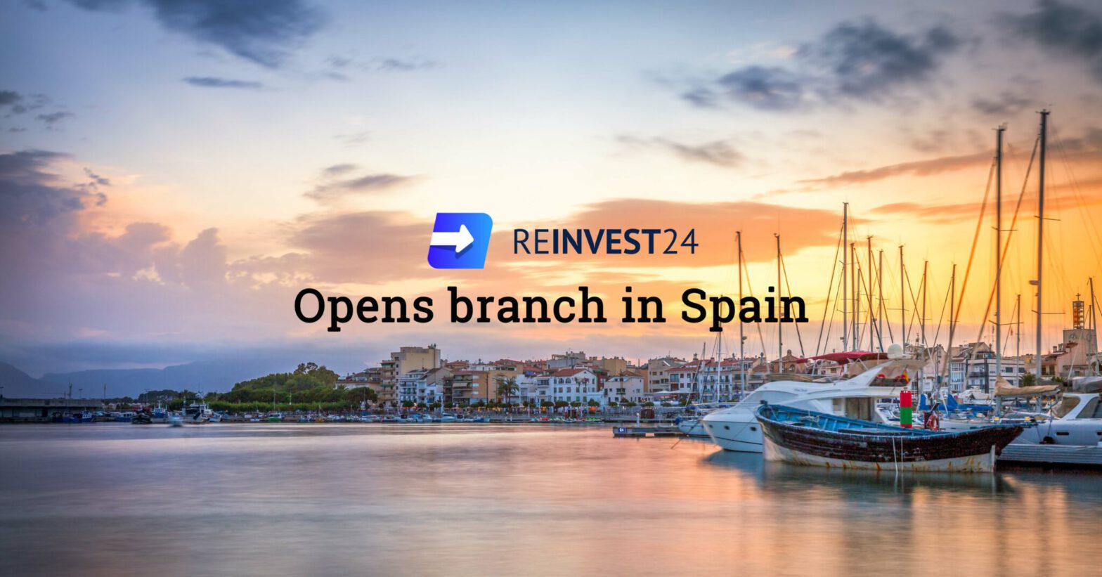 reinvest24 goes to spain