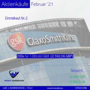stock purchases february 2021