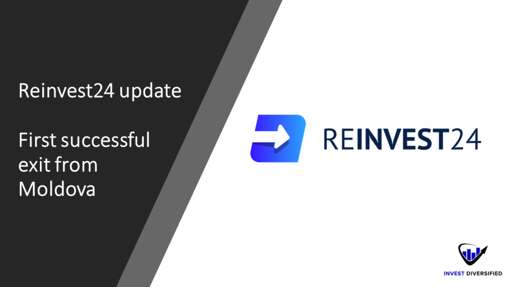 reinvest24 update - projects in Germany