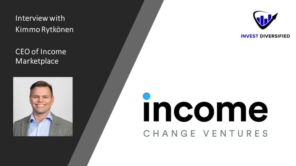 income marketplace interview with kimmo rytkönen